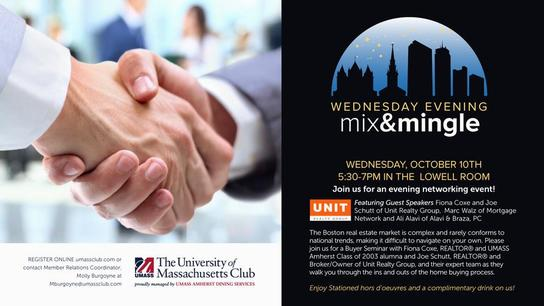 October Evening Mix and Mingle