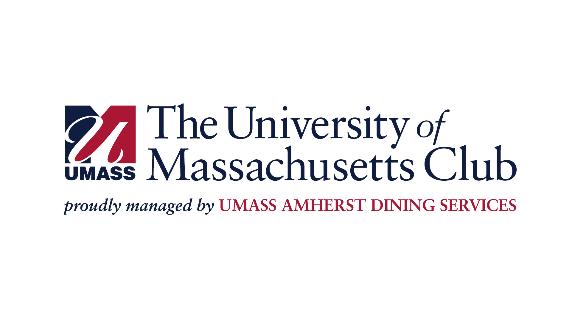 UMass Club Logo