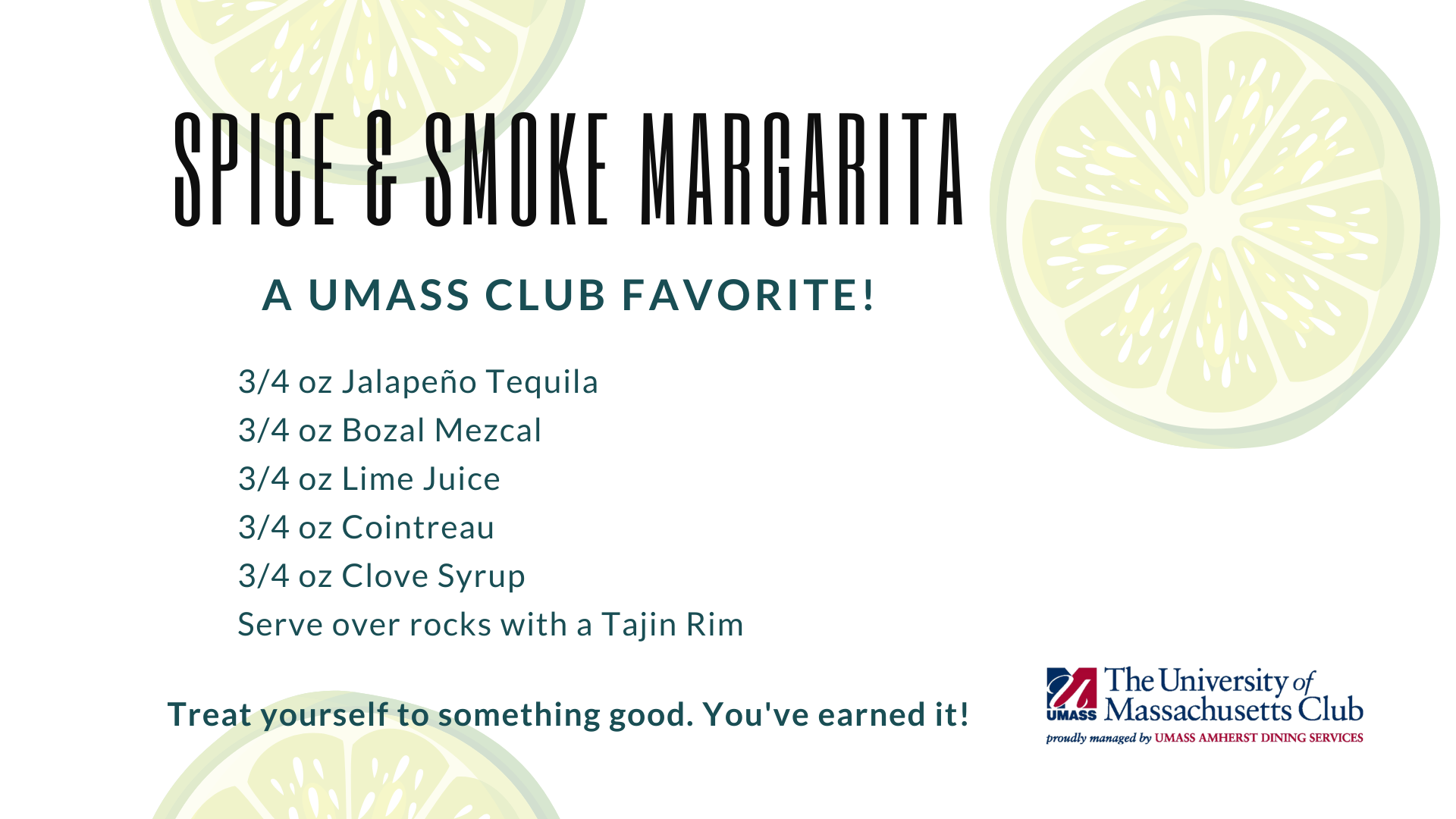 Spice and Smoke Margarita Recipe